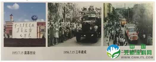 """王锡春:忆""""三车涂料会战""""——我国OEM汽车涂料·涂装的发展历程 涂料在线,coatingol.com"""