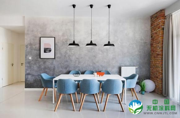 """艺术漆带来艺术""""家"""",三套案例诠释不同风采 涂料在线,coatingol.com"""